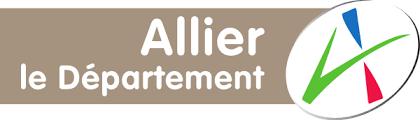 logo Conseil Départemental de l'Allier