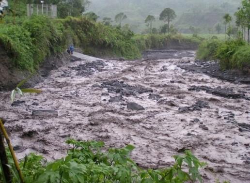 coulées de boue